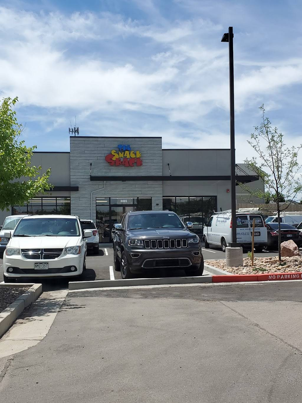 The Snack Shack - restaurant  | Photo 1 of 1 | Address: 8005 Fountain Mesa Rd, Fountain, CO 80817, USA | Phone: (719) 375-5706