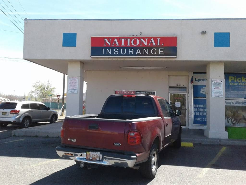 National Insurance - insurance agency  | Photo 1 of 1 | Address: 1720 Bridge Blvd SW ste k, Albuquerque, NM 87105, USA | Phone: (505) 243-4150