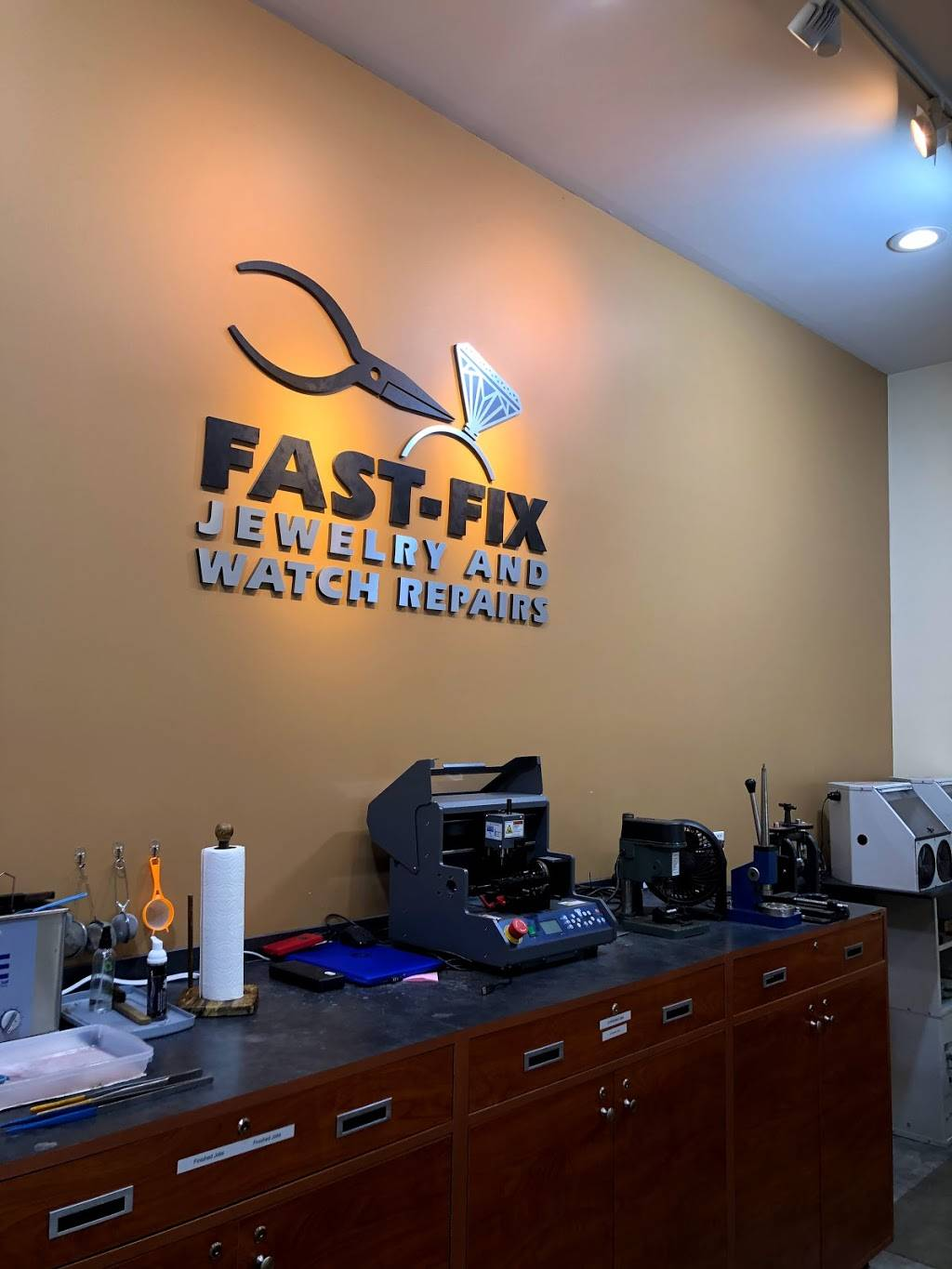 Fast-Fix Irvine Jewelry and Watch Repairs - health  | Photo 8 of 10 | Address: 15333 Culver Dr Ste 900B, Irvine, CA 92604, USA | Phone: (949) 536-5595