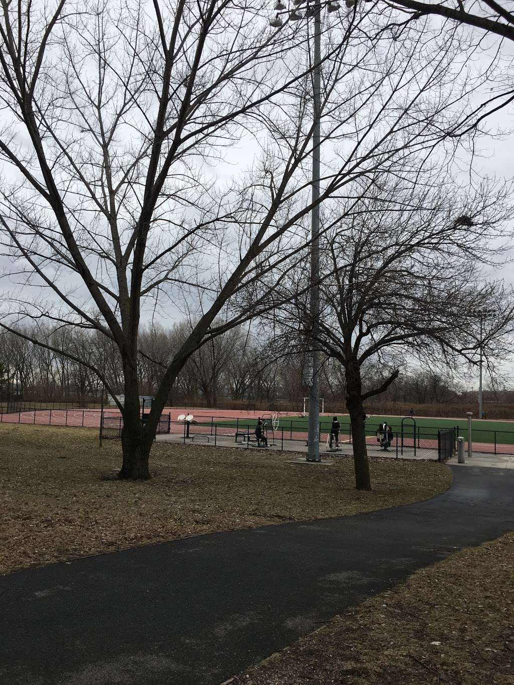 Soundview Park Outdoor Fitness Equipment - gym    Photo 5 of 10   Address: Lafayette Ave, Bronx, NY 10473, USA   Phone: (212) 639-9675