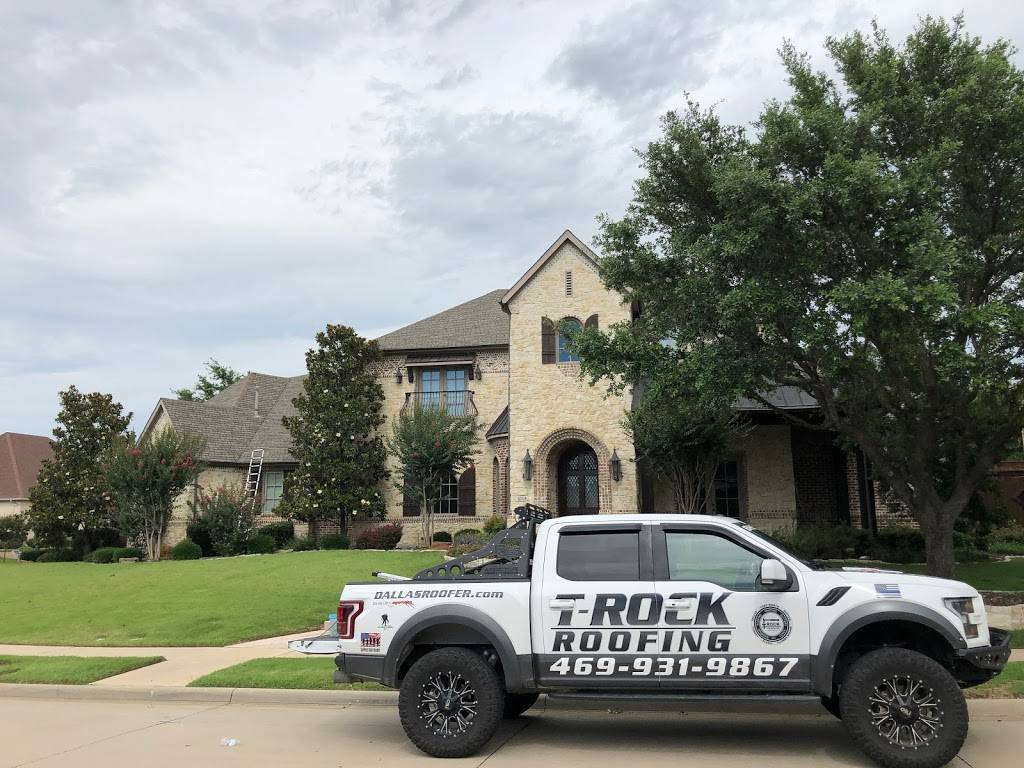 T Rock Roofing & Construction - roofing contractor  | Photo 8 of 9 | Address: 9330 Lyndon B Johnson Fwy #900, Dallas, TX 75243, USA | Phone: (214) 244-3619