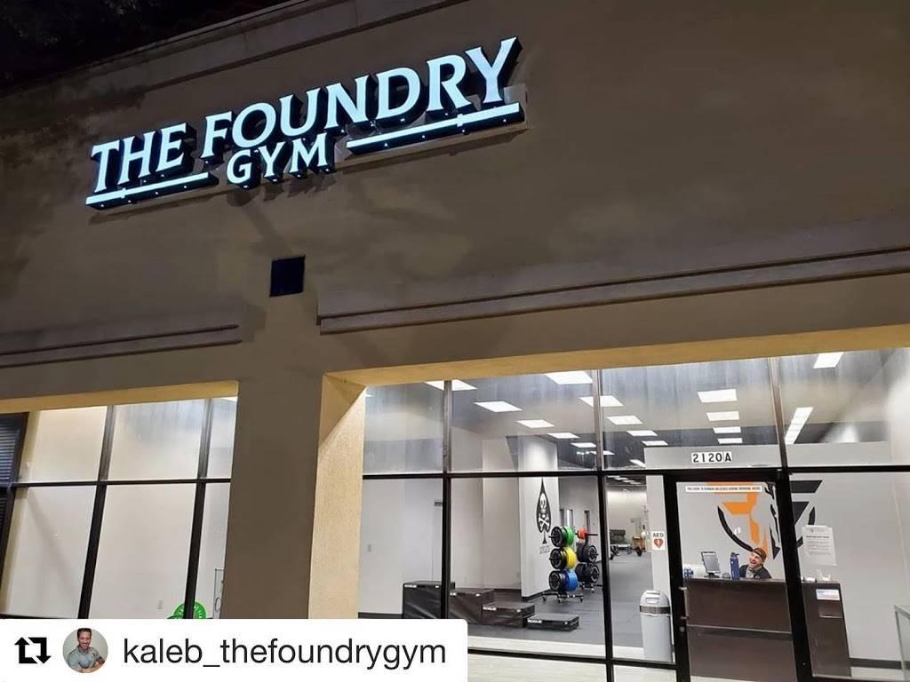 The Foundry Gym - gym  | Photo 3 of 10 | Address: 2120 E Southlake Blvd, Southlake, TX 76092, USA | Phone: (817) 421-3539
