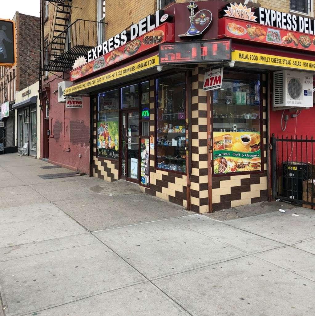 Sunrise Express Deli - store  | Photo 1 of 1 | Address: 4118, 72 Ralph Ave, Brooklyn, NY 11221, USA | Phone: (718) 484-2107