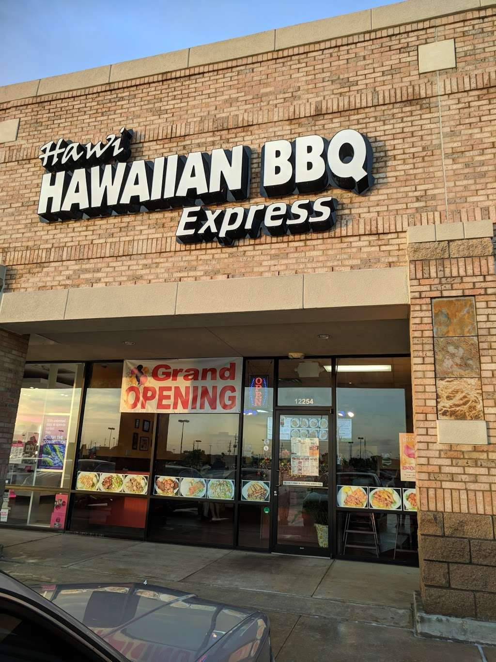 Hawi Hawaiian BBQ Express - restaurant  | Photo 4 of 10 | Address: 12254 Farm to Market 1960 Rd W, Houston, TX 77065, USA | Phone: (281) 653-9896