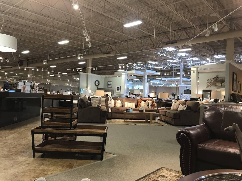 Ashley HomeStore - furniture store  | Photo 7 of 8 | Address: 2615 Vildibill Dr, Brandon, FL 33510, USA | Phone: (813) 654-5955