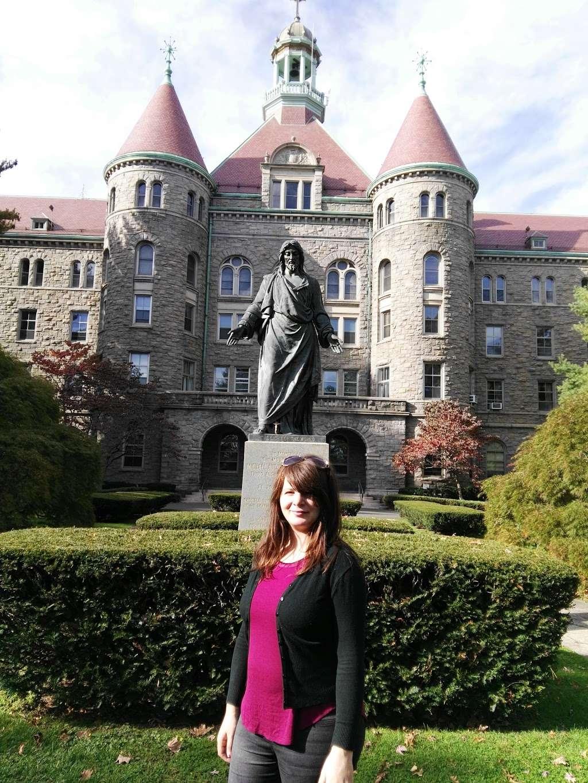 St. Josephs Seminary - university  | Photo 2 of 3 | Address: 201 Seminary Ave, Yonkers, NY 10704, USA | Phone: (914) 968-6200