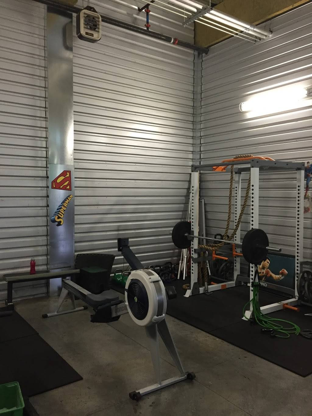 Sandbothe Strong - gym  | Photo 4 of 9 | Address: 1323 NW 16th Ave, Portland, OR 97209, USA | Phone: (503) 550-7952