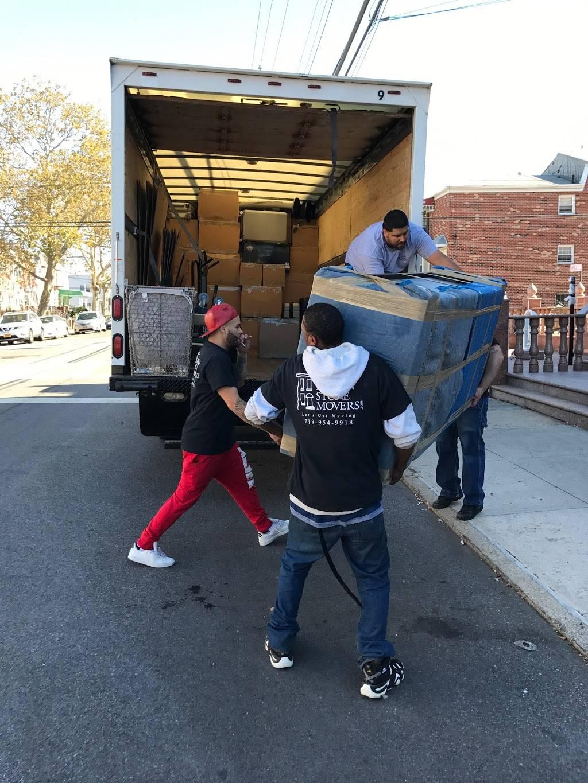 Brownstone Movers - moving company  | Photo 2 of 10 | Address: 450 Carroll St, Brooklyn, NY 11215, USA | Phone: (929) 320-5755