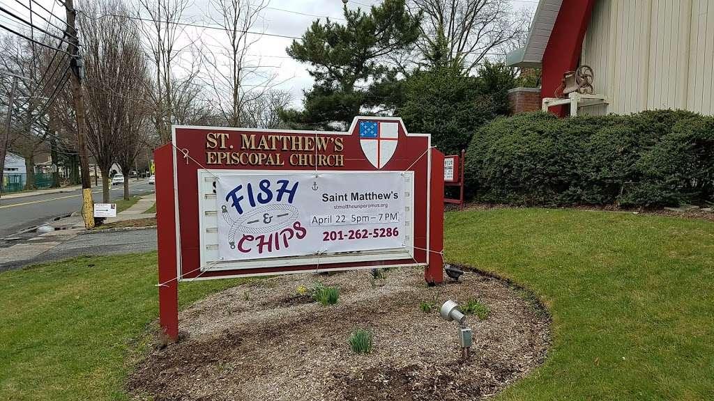 St Matthews Episcopal Church - church  | Photo 2 of 2 | Address: 167 Spring Valley Rd, Paramus, NJ 07652, USA | Phone: (201) 262-5286