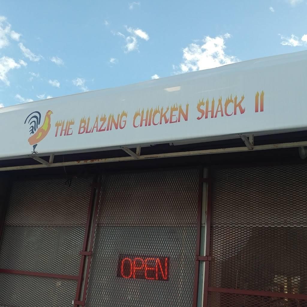 The Blazing Chicken Shack II - restaurant  | Photo 1 of 10 | Address: 5560 E 33rd Ave, Denver, CO 80207, USA | Phone: (720) 596-4501
