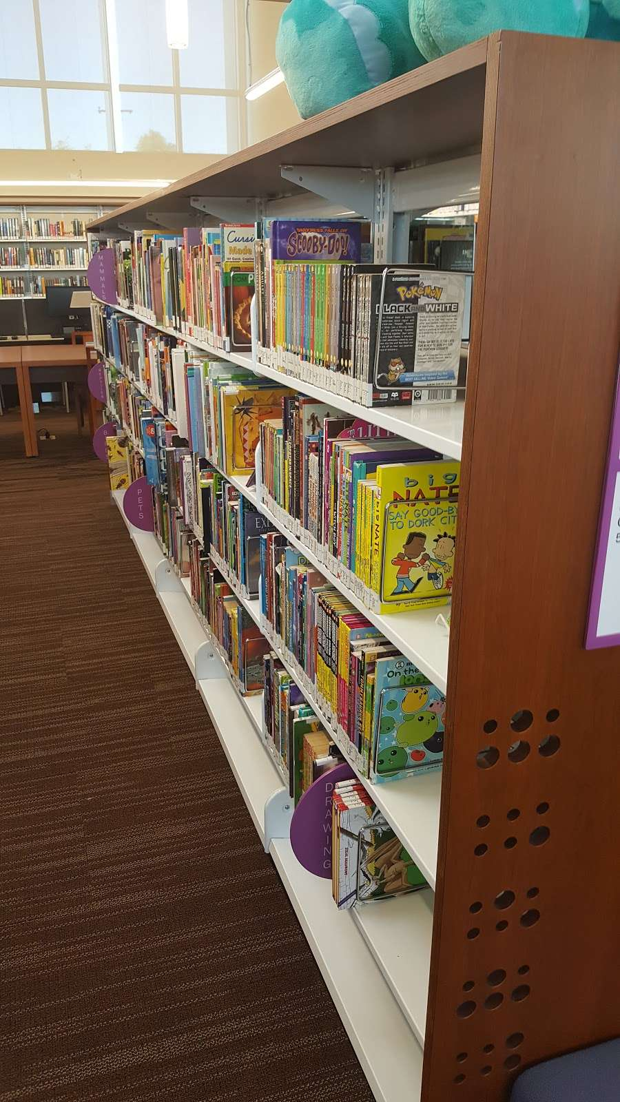Los Nietos Library - library  | Photo 6 of 10 | Address: 8511 Duchess Dr, Whittier, CA 90606, USA | Phone: (562) 695-0708