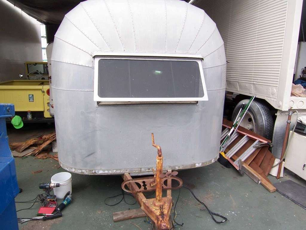 Tommys Custom Coach Works - car repair    Photo 7 of 10   Address: 3048 Moore St, San Diego, CA 92110, USA   Phone: (619) 497-1007