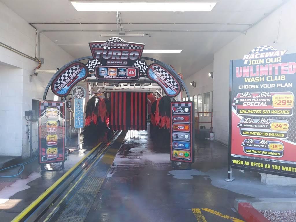 Raceway Express Car Wash - car wash    Photo 7 of 10   Address: 808 S Alma School Rd, Mesa, AZ 85210, USA   Phone: (602) 900-1731