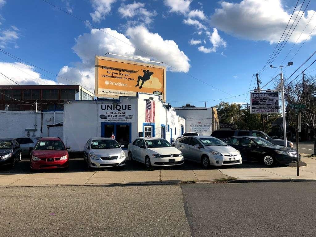 Unique Auto Sales Inc - car dealer  | Photo 5 of 10 | Address: 524 Lexington Ave, Clifton, NJ 07011, USA | Phone: (862) 225-9810