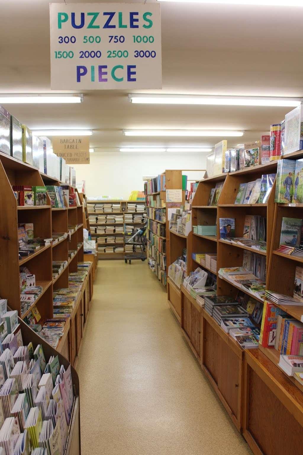 Clay Book Store - book store  | Photo 1 of 10 | Address: 2450 W Main St, Ephrata, PA 17522, USA | Phone: (717) 733-7253