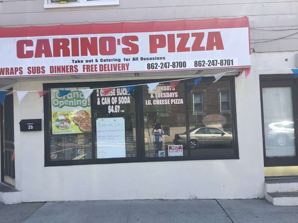 Carimos Restaurant and pizzeria - restaurant  | Photo 3 of 5 | Address: 26 Borig Pl, Lodi, NJ 07644, USA | Phone: (862) 247-8700