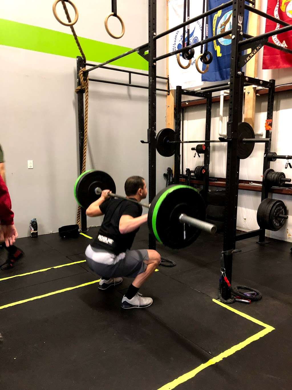 Clamtown CrossFit - gym  | Photo 5 of 10 | Address: 140 7th Ave # 2, Little Egg Harbor Township, NJ 08087, USA | Phone: (609) 812-2145