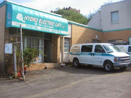 Hydro Electric Lift Inc - moving company  | Photo 1 of 5 | Address: 1700 Paterson Plank Rd, North Bergen, NJ 07047, USA | Phone: (201) 392-0066