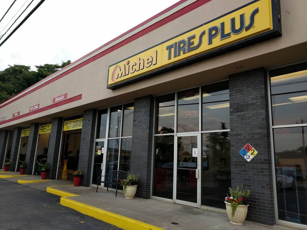 Michel Tires Plus - car repair  | Photo 1 of 10 | Address: 272 W Mitchell Ave, Cincinnati, OH 45232, USA | Phone: (513) 401-7188