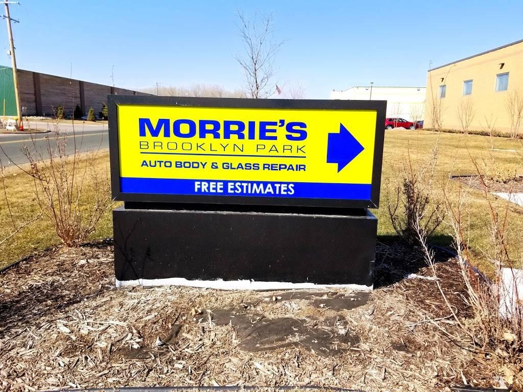Morries Auto Body & Glass Repair - car repair  | Photo 4 of 9 | Address: 7800 Jolly Ln N, Brooklyn Park, MN 55445, USA | Phone: (763) 765-1670