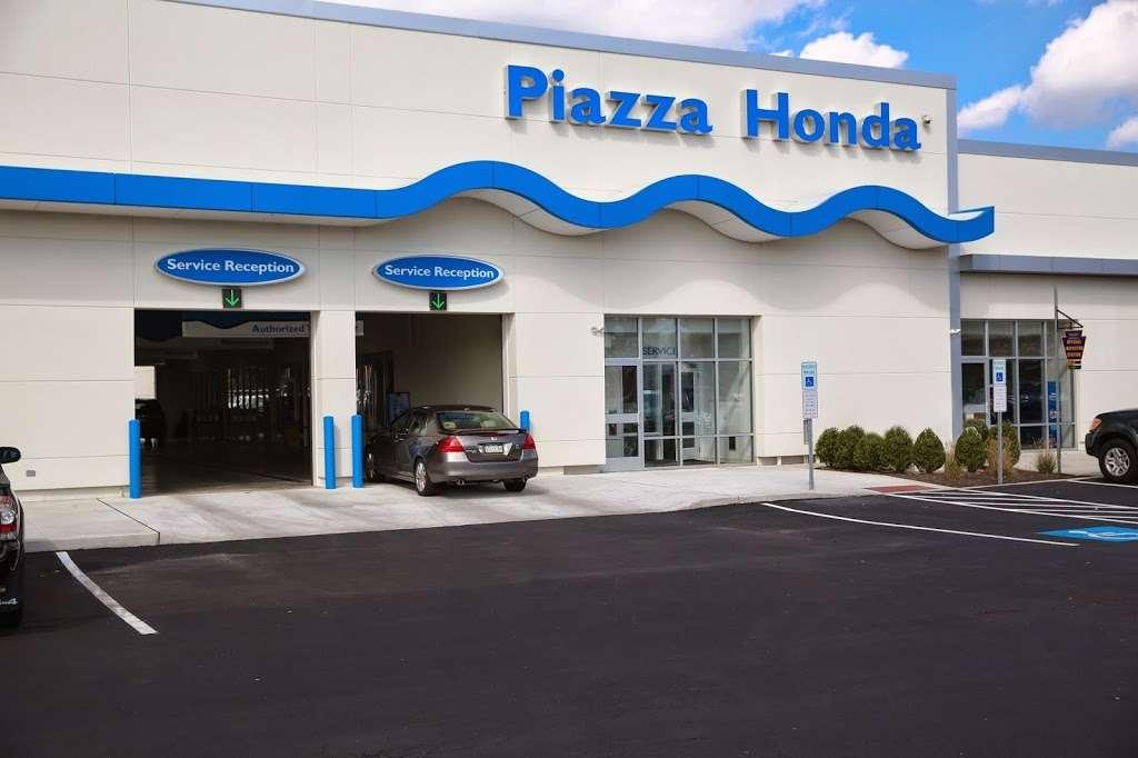 Piazza Honda Of Springfield Car Repair 780 Baltimore