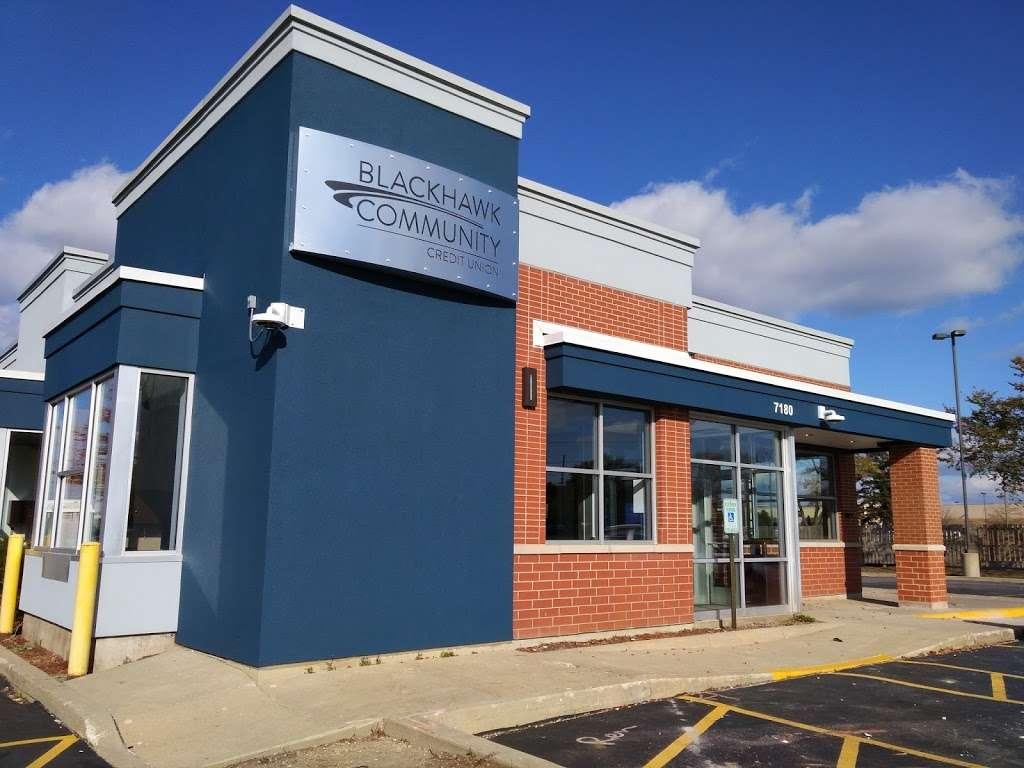 Blackhawk Community Credit Union - bank  | Photo 2 of 3 | Address: 7180 75th St, Kenosha, WI 53142, USA | Phone: (800) 779-5555