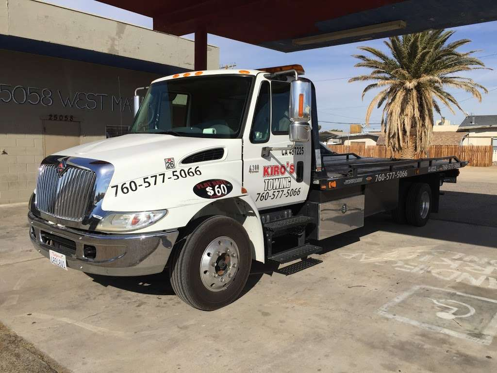 Robles Auto Repair - car repair  | Photo 1 of 6 | Address: 25058 Main St, Barstow, CA 92311, USA | Phone: (760) 577-5066