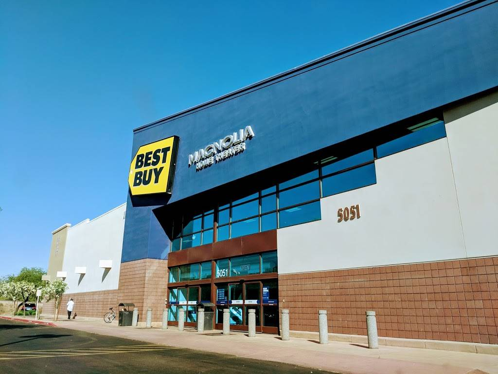 Best Buy - electronics store  | Photo 1 of 10 | Address: 5051 E Ray Rd, Phoenix, AZ 85044, USA | Phone: (480) 783-9001