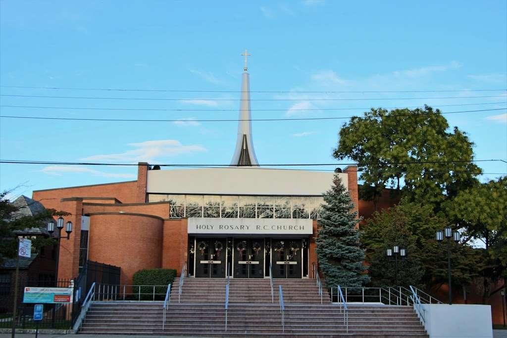 Holy Rosary Church - church    Photo 8 of 10   Address: 1510 Adee Ave, Bronx, NY 10469, USA   Phone: (718) 379-4432
