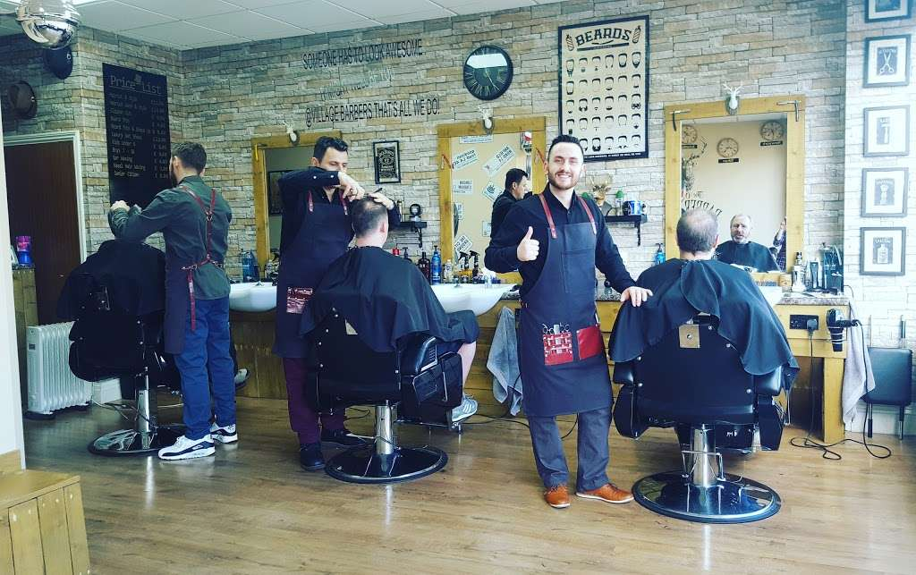 THE VILLAGE BARBERS 82 - hair care  | Photo 8 of 10 | Address: 82 Limpsfield Rd, Warlingham CR6 9RA, UK | Phone: 01883 624274