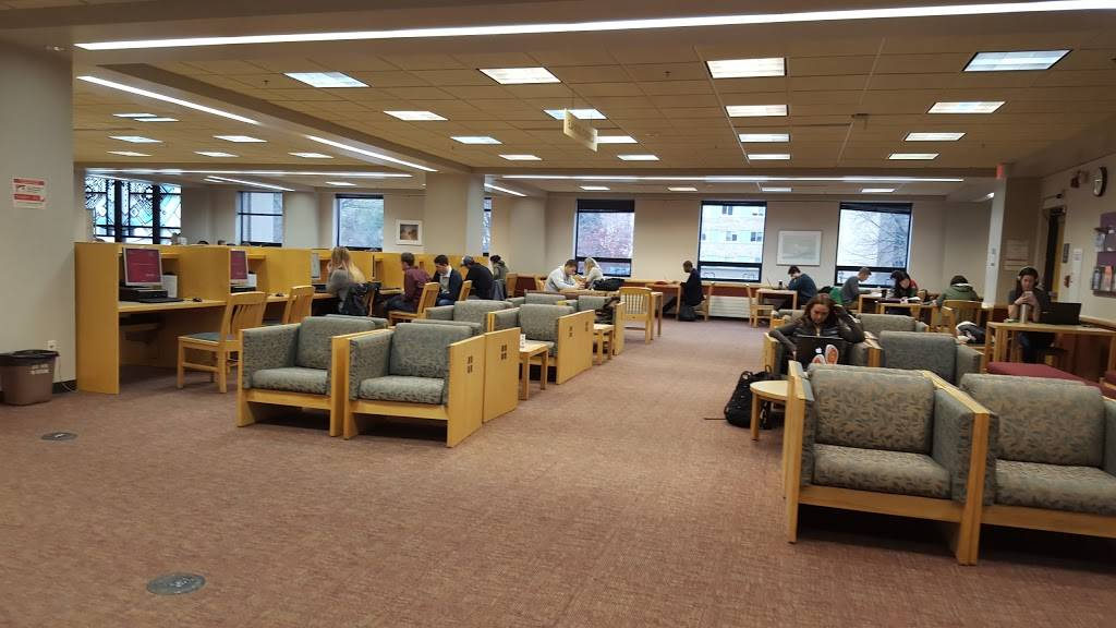 Business Learning Commons - library    Photo 10 of 10   Address: 975 University Ave, Madison, WI 53706, USA   Phone: (608) 262-5935