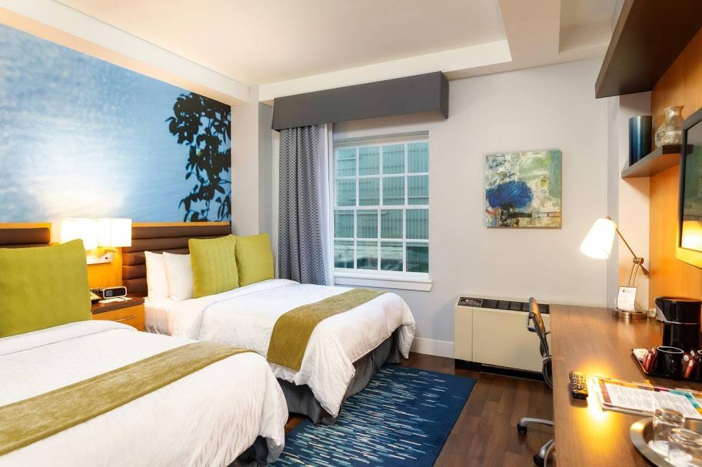 Hotel Indigo Baton Rouge Downtown - lodging  | Photo 4 of 10 | Address: 200 Convention St, Baton Rouge, LA 70801, USA | Phone: (225) 343-1515