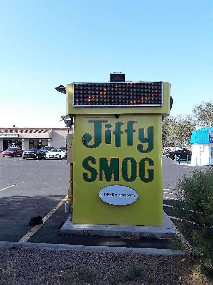 Jiffy Smog, a DEKRA company - car repair  | Photo 2 of 6 | Address: 3209 N Rainbow Blvd, Las Vegas, NV 89108, USA | Phone: (702) 307-2240