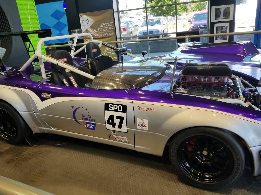 Alan Webb Mazda - car dealer  | Photo 8 of 9 | Address: 3716 NE 66th Ave, Vancouver, WA 98661, USA | Phone: (360) 334-3000