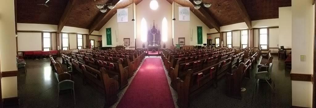 St Johns Evangelical Lutheran Church - church    Photo 7 of 8   Address: 3512 Clinton St, West Seneca, NY 14224, USA   Phone: (716) 668-2152