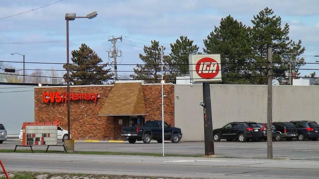 CVS - convenience store    Photo 1 of 2   Address: 601 S Main St, Churubusco, IN 46723, USA   Phone: (260) 693-3483
