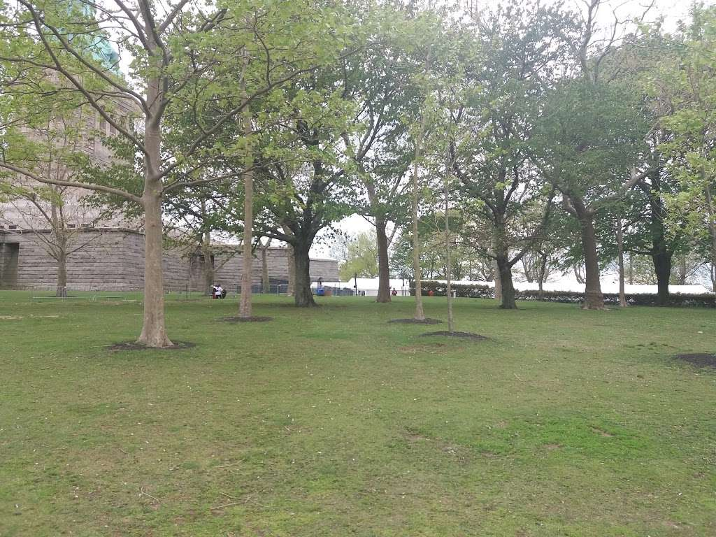 Liberty Island Sculpture Garden - park  | Photo 3 of 10 | Address: Battery Pl, New York, NY 10004, USA | Phone: (201) 604-2800