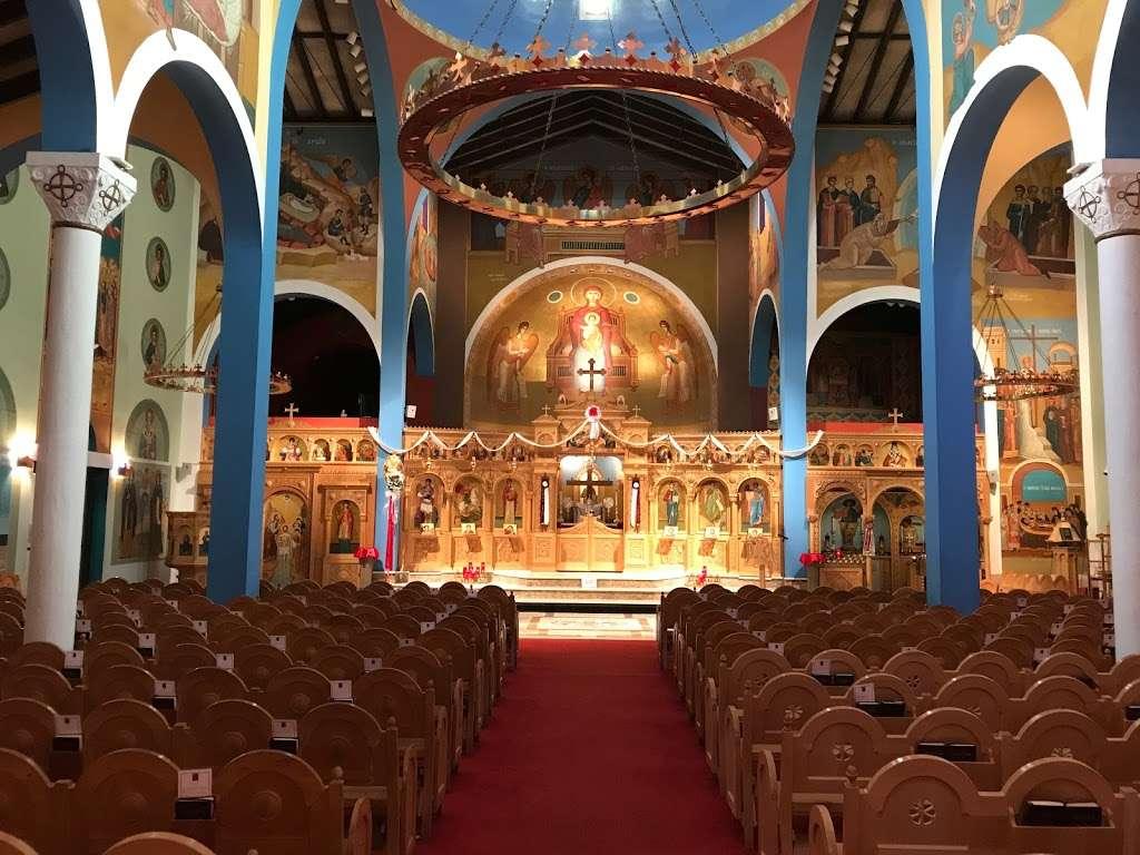 St Georges Greek Orthodox Church - church  | Photo 2 of 10 | Address: 818 Valley Rd, Clifton, NJ 07013, USA | Phone: (973) 779-2626