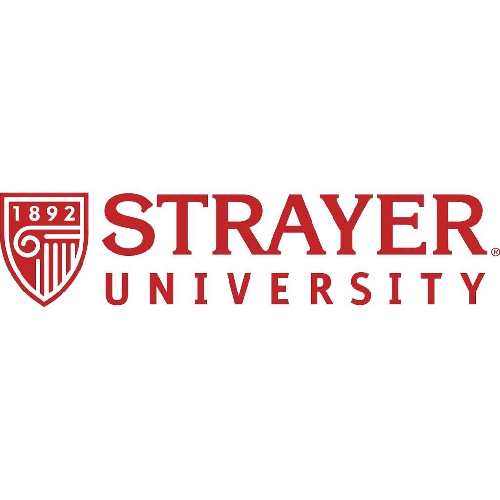 Strayer University - school    Photo 2 of 2   Address: 2620 Thousand Oaks Blvd Suite 1100, Memphis, TN 38118, USA   Phone: (901) 370-5200
