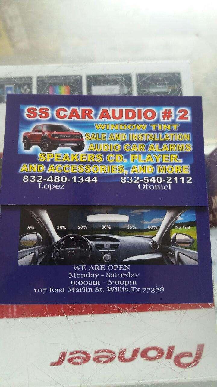 S.S. Car Audio 2 - store  | Photo 6 of 8 | Address: 107 E Marlin St, Willis, TX 77378, USA | Phone: (832) 480-1344