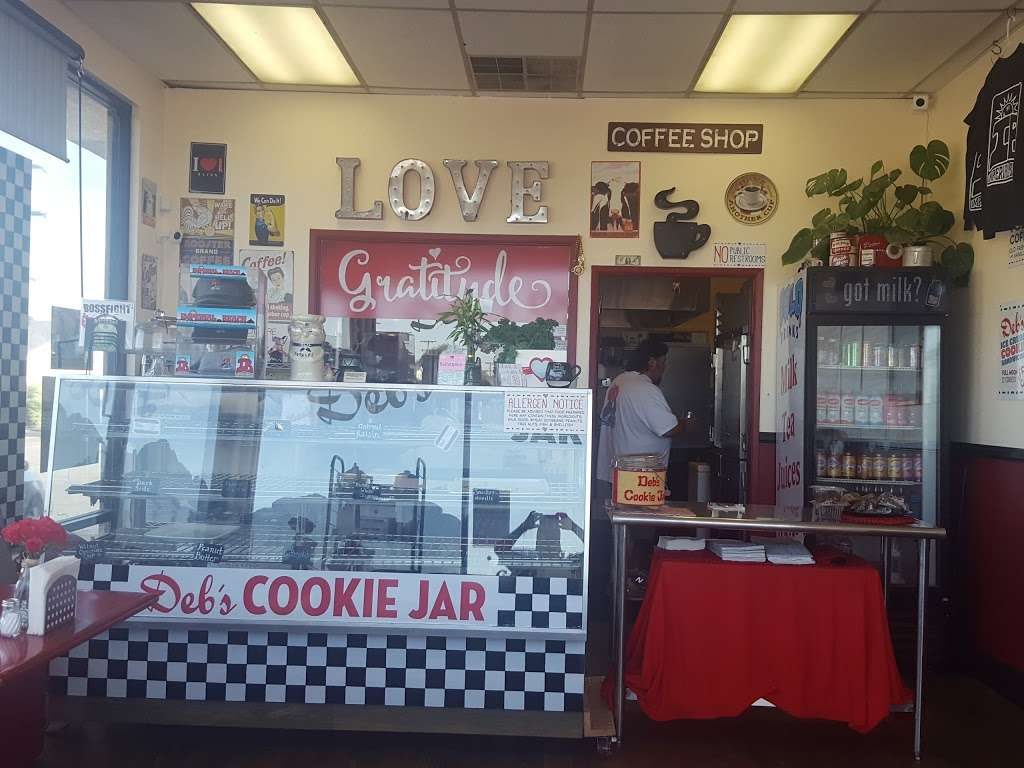 Debs Cookie Jar - bakery  | Photo 3 of 10 | Address: 668 10th St, Imperial Beach, CA 91932, USA | Phone: (619) 576-3988