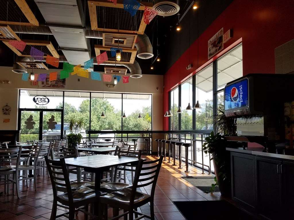 Krave Tacos Restaurant 2800 Fm 528 Rd Webster Tx 77598