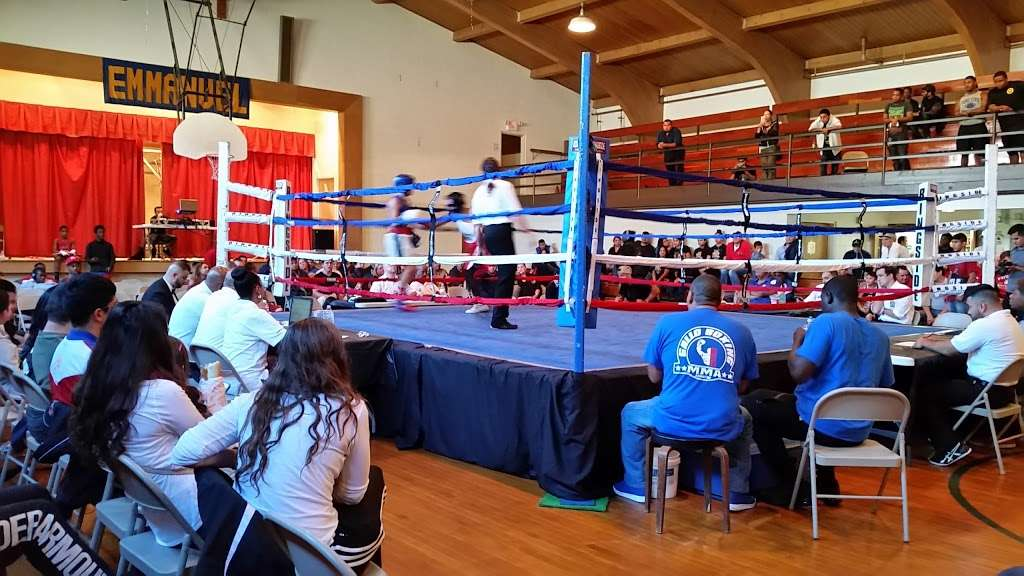 Aurora Boxing Club - Gym | 551 4th Ave, Aurora, IL 60505, USA