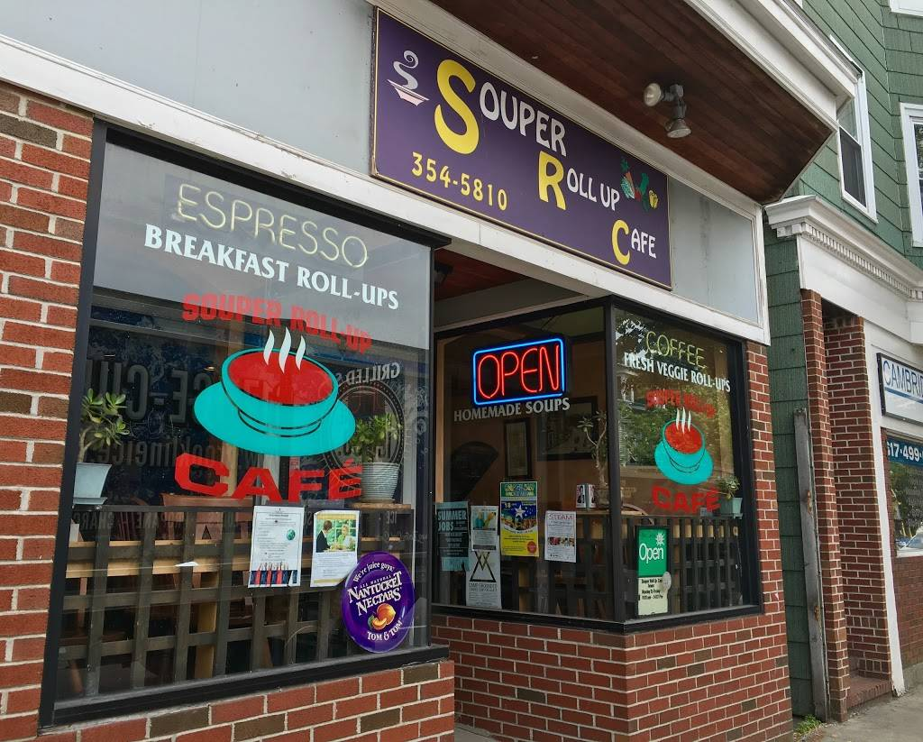 Souper Roll Up Cafe - restaurant  | Photo 3 of 8 | Address: 726 Cambridge St, Cambridge, MA 02141, USA | Phone: (617) 354-5810
