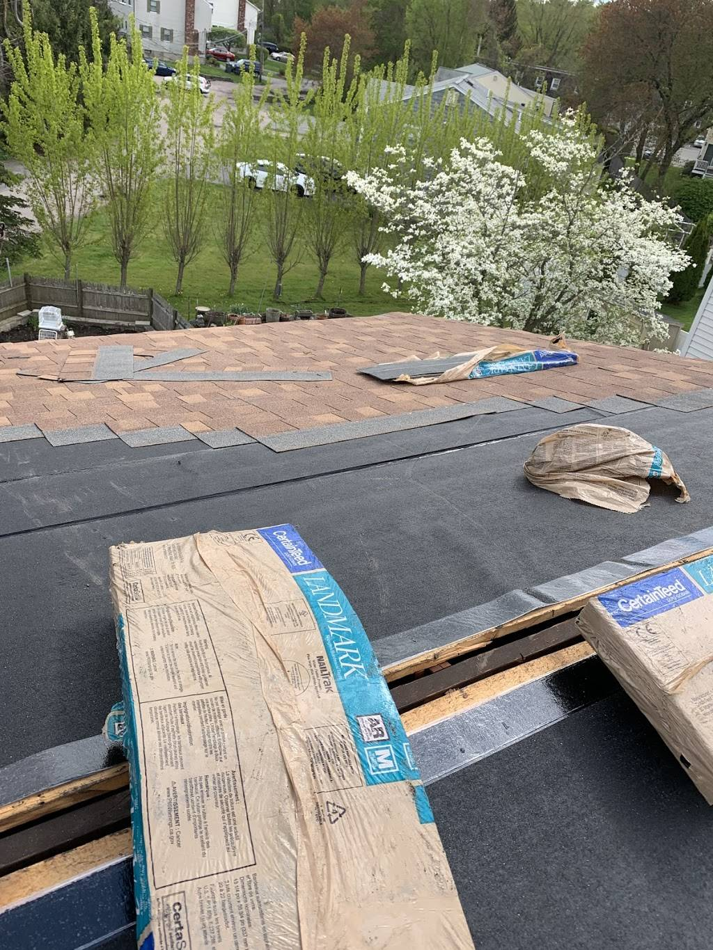Recon Roofing & Gutters, LLC. - roofing contractor  | Photo 4 of 10 | Address: 41 Zoar Ave, Dedham, MA 02026, USA | Phone: (617) 924-1133