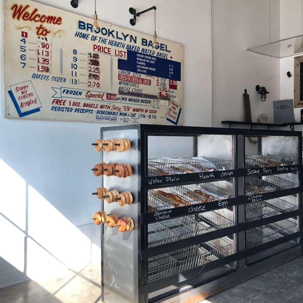 Brooklyn Bagel Bakery - cafe  | Photo 1 of 10 | Address: 2223 Beverly Blvd, Los Angeles, CA 90057, USA | Phone: (323) 630-0676