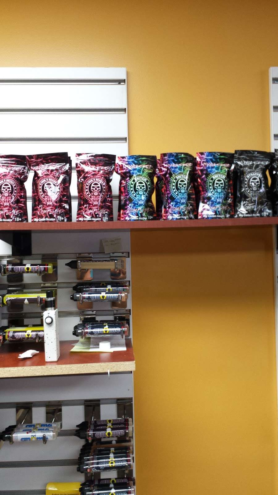 The Vape Spot - store  | Photo 9 of 10 | Address: 216 N Milwaukee St, Waterford, WI 53185, USA | Phone: (262) 332-7075