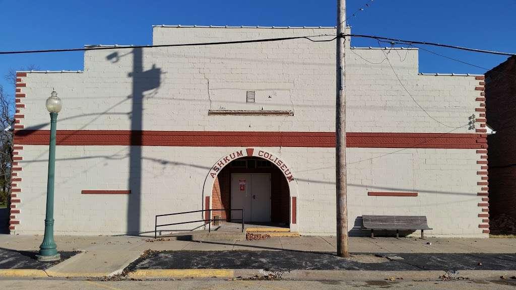 Ashkum Coliseum - restaurant    Photo 2 of 5   Address: 117 E Main St, Ashkum, IL 60911, USA   Phone: (217) 480-6691