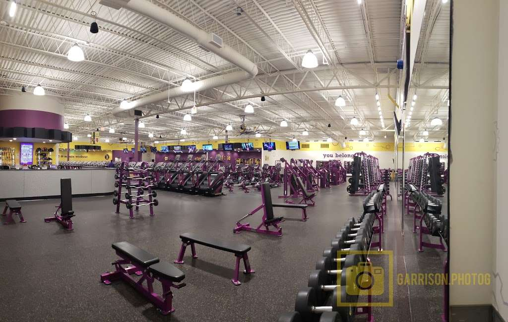 Planet Fitness 1005 N State St Dover De 19901 Usa
