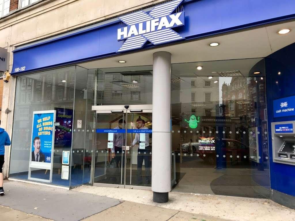 Halifax - bank  | Photo 1 of 5 | Address: 180, 182 Kensington High St, Kensington, London W8 7RR, UK | Phone: 020 7441 7630